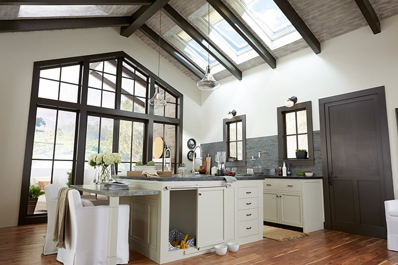 Residential And Commercial Skylights Hellenbrand Glass